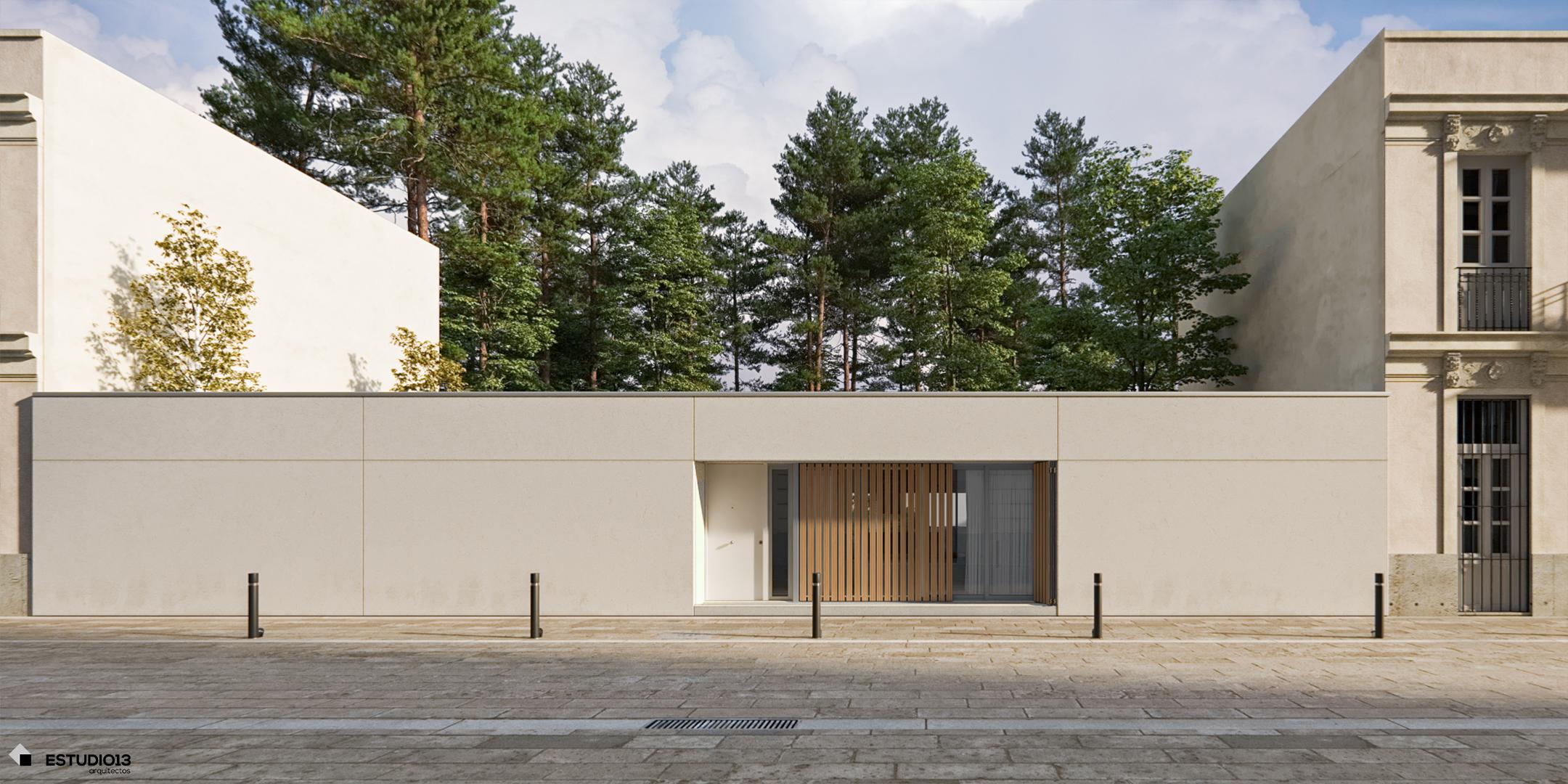 Casa modular_calle