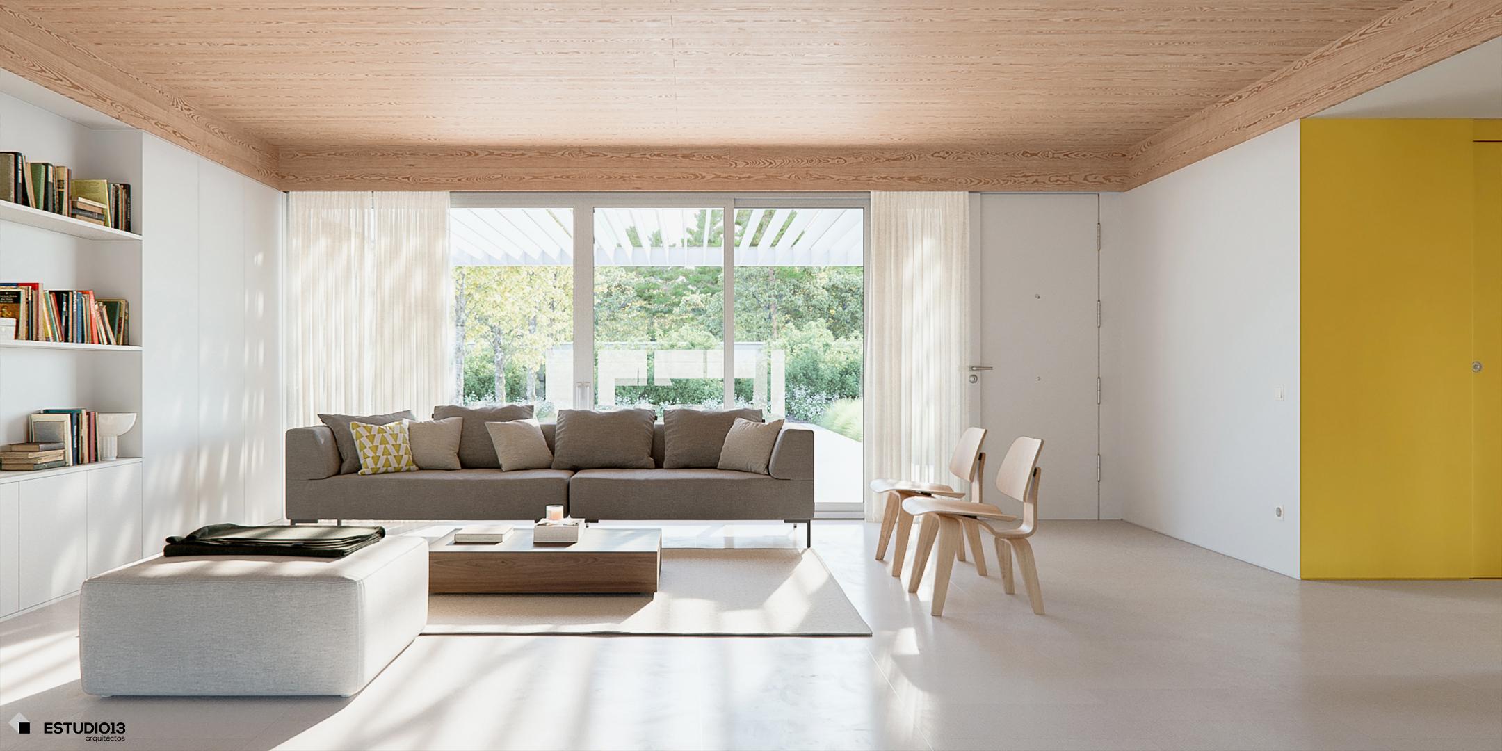 Casa modular_interior