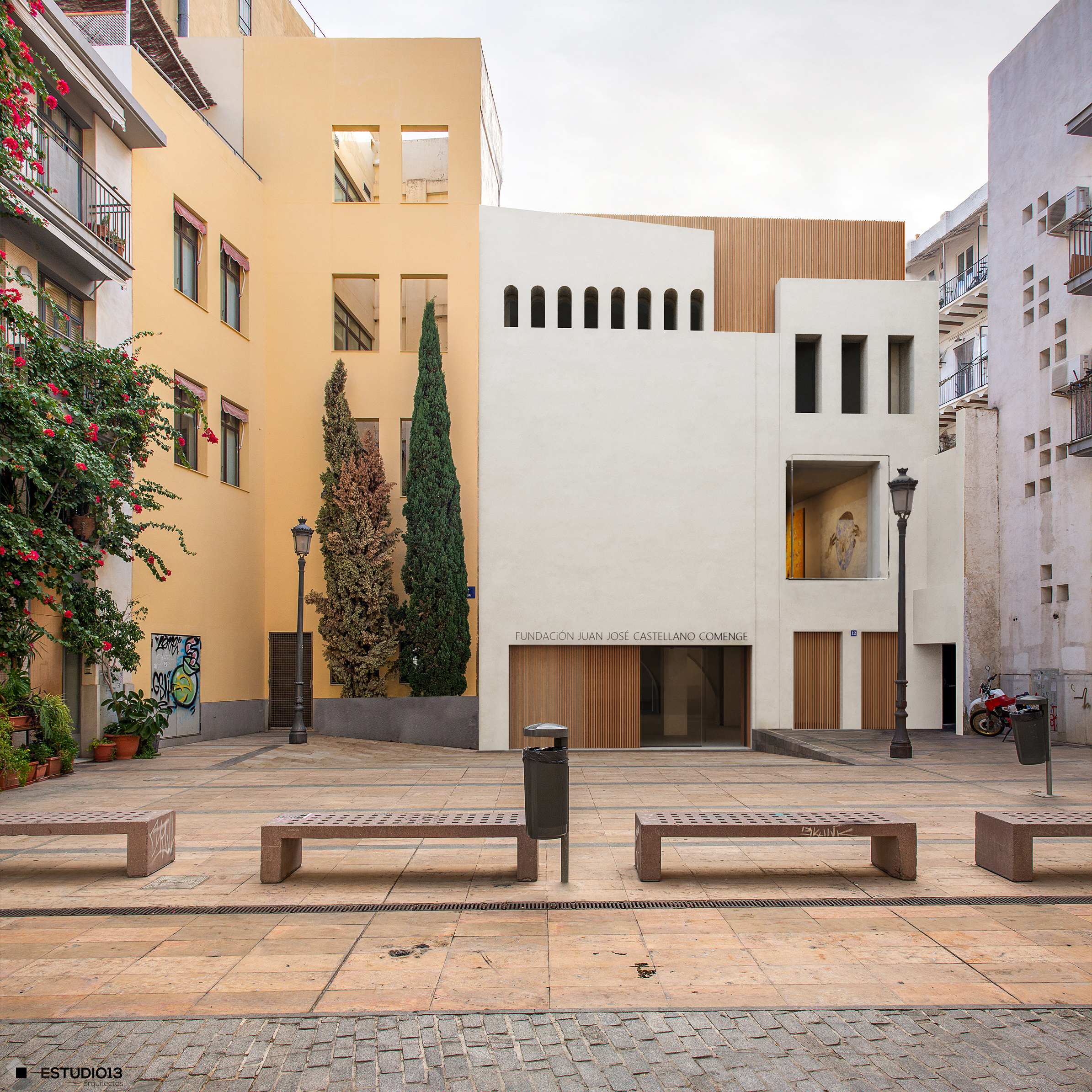 estudio13arquitectos_museo_fundacion_jjcc_plaza_autor_2
